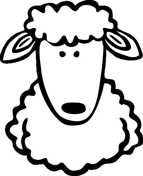 Sheep Clip Art At Clker Com Vector Clip Art Online