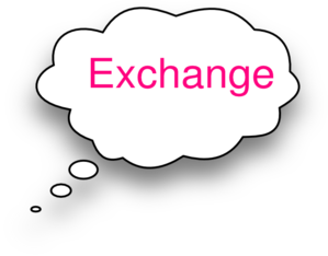 Exchange Clip Art
