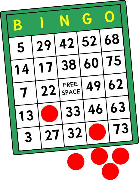 bingo clip art free downloads Success