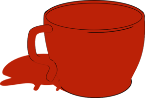 Red S Hot Java Clip Art