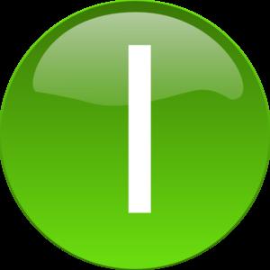 N Letter Love Green I Clip Art at Cl...