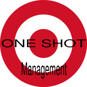 One Shot Management Clip Art