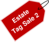 Estate Tag Sale 2 Clip Art