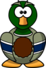 Cartoon Duck Clip Art