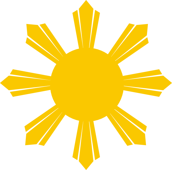 Philippine Sun Flag&quot- Art Prints by kayve | Redbubble