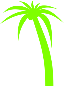 Palm Tree Clip Art