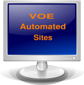 Voe Automated Sites Clip Art