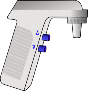 Laboratory Pipette Clip Art