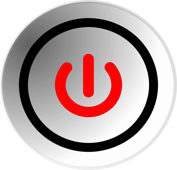 On Off Button Highlight Clip Art at Clker.com - vector ...