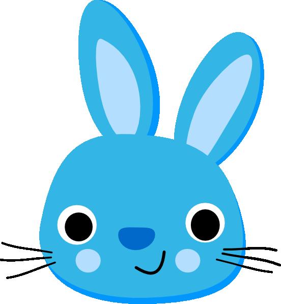 Bunny Clip Art at Clker.com - vector clip art online, royalty free ...