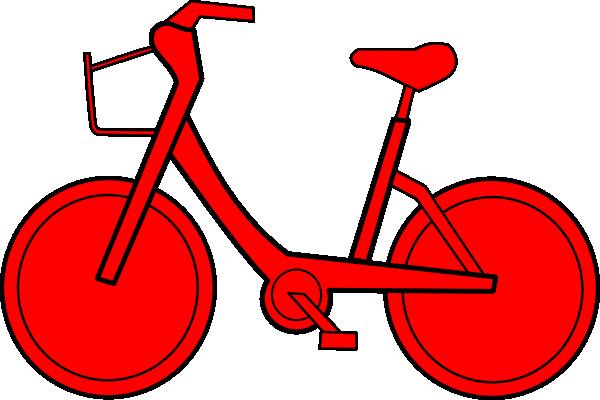 Bicyclette Clip Art at Clker.com - vector clip art online ...