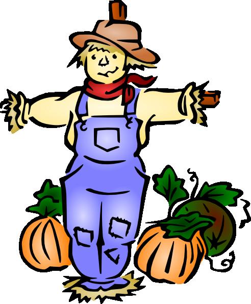 scarecrow clip art at clker com vector clip art online royalty rh clker com Printable Scarecrow Clip Art free clipart scarecrow and pumpkins