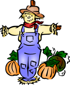 scarecrow clip art at clker com vector clip art online royalty rh clker com wizard of oz clip art free microsoft wizard of oz clipart