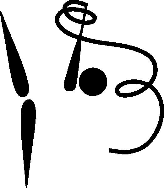 Olympic Gymnastics Rhythmic Logo Clip Art At Clker Com