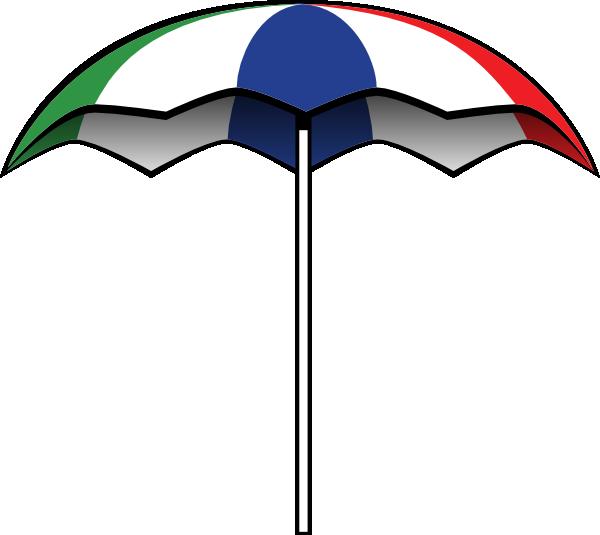 rainbow umbrella clip art - photo #44