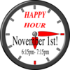Happy Hour 2 Clip Art