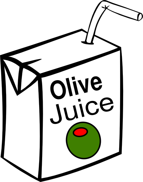 Olive Juice Clip Art at Clker.com - vector clip art online, royalty ...
