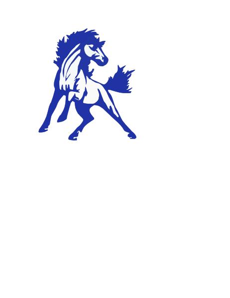 Mustang Clip Art at Clker.com - vector clip art online, royalty free ...