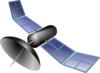 Satellite Q Clip Art