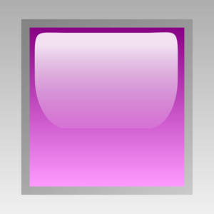 Led Square Purpe Clip Art