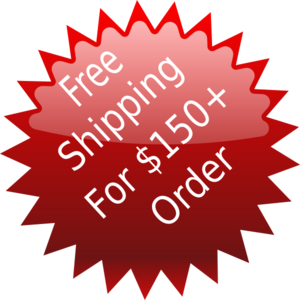 Free Shipping 150+ A Clip Art
