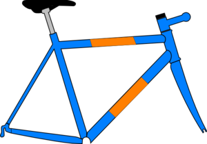 Bike Paint Scheme Clip Art