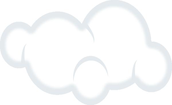 Nube Clip Art at Clker.com - vector clip art online, royalty free ...