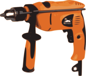 Power Drill Clip Art