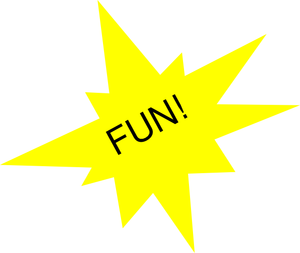 yellow starburst clipart - photo #4