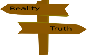 Reality And Truth Clip Art