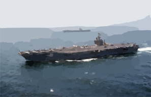 Uss Eisenhower & Uss George Washington Clip Art
