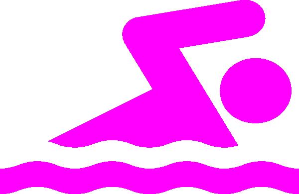 pink swimmer clip art at clker com vector clip art swimming logo pic swimming logo butterfly