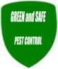 Shield Green Safe Clip Art