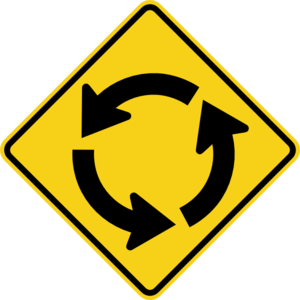 Intersection Clip Art