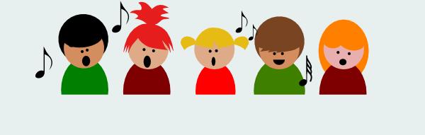 Children Choir2 Clip Art at Clker.com - vector clip art ...