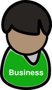 Business Man2 Clip Art