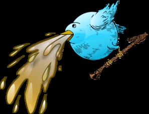 Twitter vomit