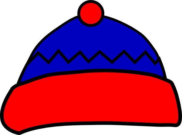 Winter Hat Clip Art at Clker.com - vector clip art online, royalty ...