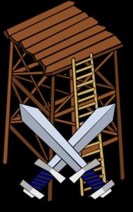 Watchtower Clip Art