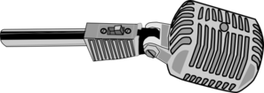 Microphone Picture Clip Art