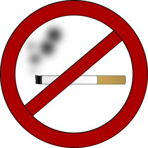 No Smoking Clip Art at Clker.com - vector clip art online, royalty ...