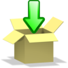 Download Icon Box Clip Art