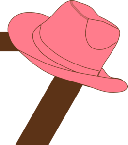 7  Cowgirl Hat Clip Art