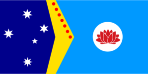Alternate Nsw Flag Clip Art