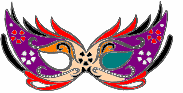 Maskara For Ue Clip Art