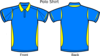 Polo Template 5s Lubetech Shirt Clip Art