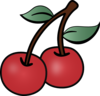 Cartoon Cherry Clip Art