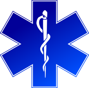 Emergency Medical Cross Clip Art