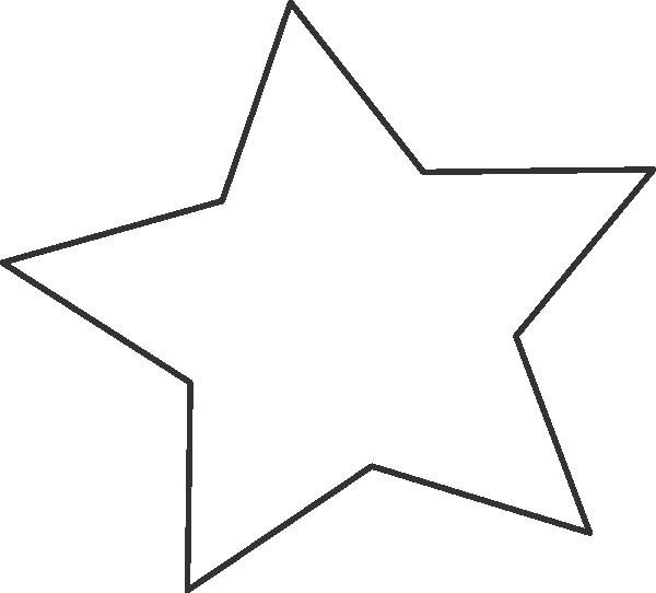 Transparent Star Clip Art at Clker.com - vector clip art online ...