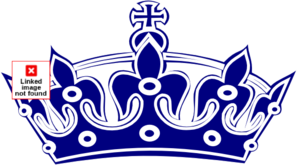 Crown3 Clip Art